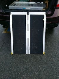 2 36Lx29W wheelchair ramps folding cary