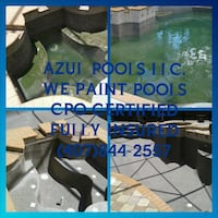Swimming pool cleaning Orlando