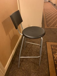 One excellent stool ready for pick up Toronto, M5G 2K2