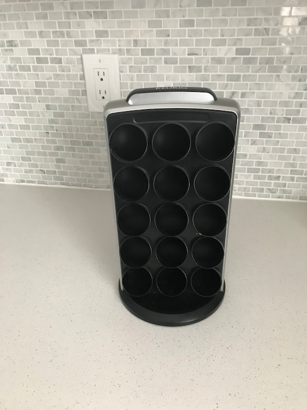 Keurig Black coffee cup case