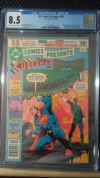 DC Comics Presents 26 Brentwood, 63144