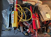 voltage testers and electronic lot  (CAB-12) West Deptford, 08096