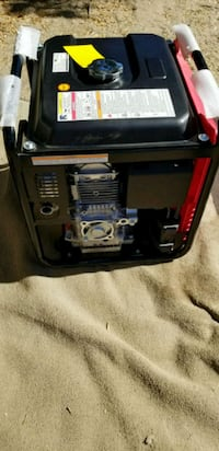 black and red portable generator Spring Valley, 91977