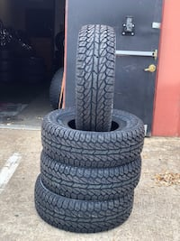 35/12.50/17 new tires LT 10PLY A/T Sunny  set of 4 or sale by piece Richardson, 75081