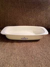 CorningWare Roaster-Blue Cornflower Vienna, 22180