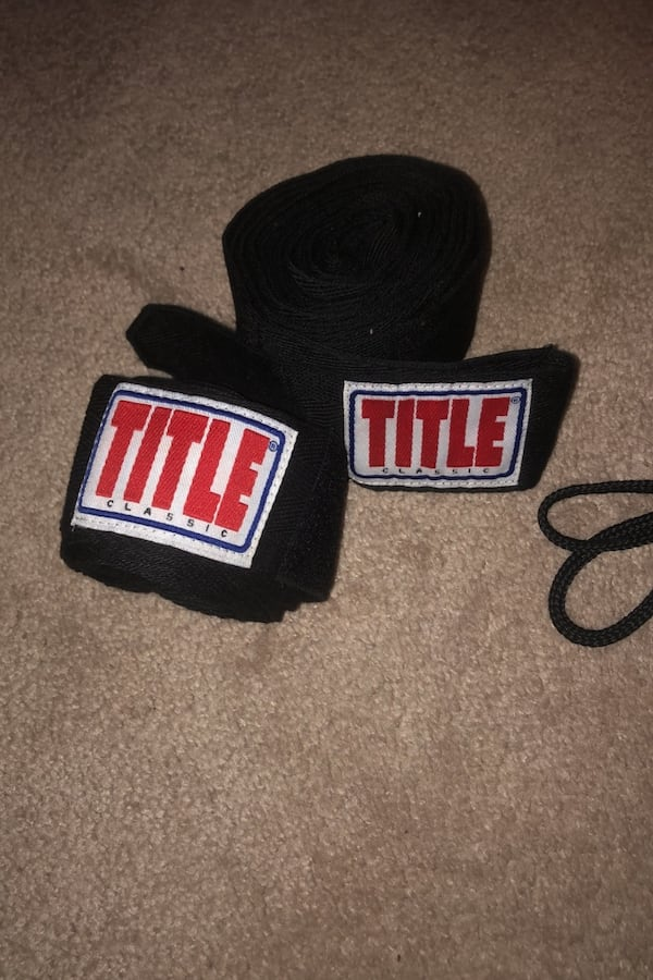 Boxing gear 1