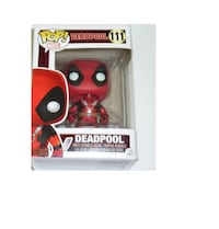 FunkoPop Marvel Deadpool Special 2 FOR 1 Burke