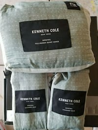 Kenneth cole dovetail duvet cover and shams Summerville, 29483