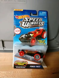 Speed Winders HotWheels Car Charleston, 29414