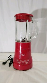 Ginny Red Glass Blender