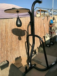 black and gray exercise equipment 2283 mi