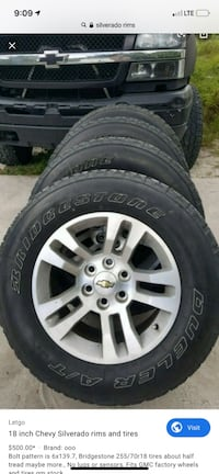 Tahoe part out with two set of rims  Charleston, 29407