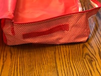 red and black polka dot leather crossbody bag Oregon City, 97045