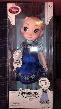 Disney animators collection Elsa