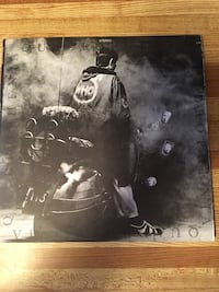 Record Album Vinyl LP The WHO Quadrophenia