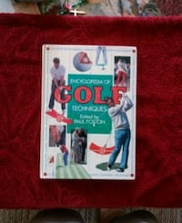 Golf Techniques by Paul Foston book Edcouch, 78538