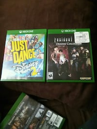 Xbox one games just dance comes with Kinect  Reading, 19604