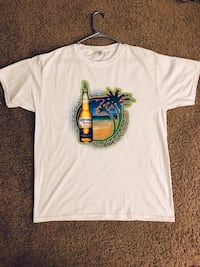 "Official Corona T-Shirt - ""It's lime to Celebrate"" Charlotte, 28217"