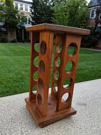 Spice rack Teakwood Danish design Washington