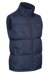 New mountain warehouse fully lined vest