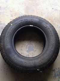 1 New Tire, Goodyear Wrangler RT/S Springfield, 22153