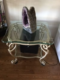 Heavy Duty Cast-iron Coffee Table with 2 End Tables Edmonton