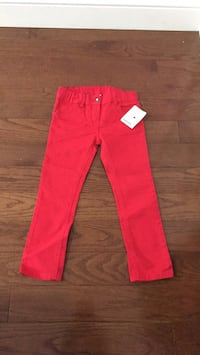 Girls brand new pants - size 4/5 Mississauga, L4Z 0B4