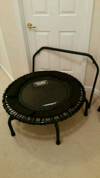 JumpSport 250i Fitness Trampoline w/ Handle Ossining, 10562