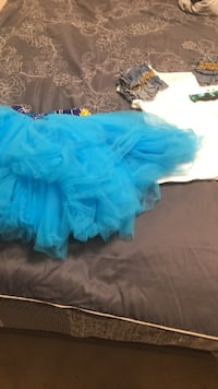 Custom kids tutu and distressed shirt Germantown, 20874