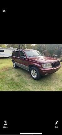 2002 Jeep Grand Cherokee Conway