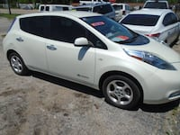 Nissan-LEAF-2012 HOUSTON