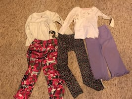 Girls size 4t clothing