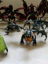 Lot de figurines de dragon articulées Poissy, 78300