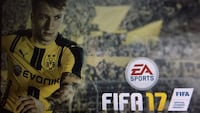 Sony PS4 FIFA 17-fodral 6555 km