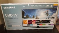 "Samsung 55"" 4k UHD Tv 120mr"