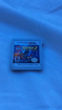 Nintendo 3DS LEGO Batman 2 DC Super Heroes cartridge Washington, 20011