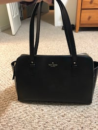 Authentic Black Kate Spade Leather Purse Pickering, L1V 2P8
