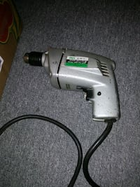 gray and black corded power drill St. Albert, T8N 3B9