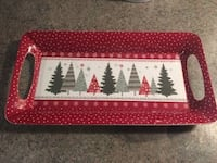 Brand new Christmas tray Vancouver