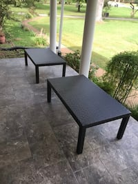 RST Brands Patio tables or coffee table