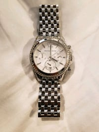 Michael Kors Silver Womens Watch Surrey, V4N 1E7