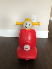 Fisher Price Motor Scooter Vancouver, V6G 2A4