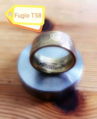Bague monnaie Fugio T58 Stains, 93240