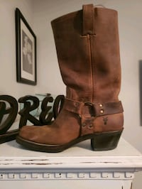 fry womens 8 boots Dallas, 75238