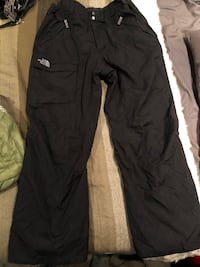 Northface men's snowboard pants sz XL