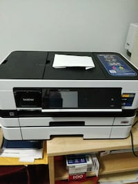Brother printer 3733 km