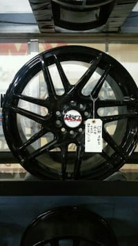 """18"""" wheels and tires package  Fort Worth, 76110"""