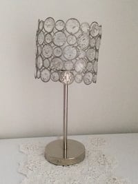 Silver Table Lamp (ACCEPT OFFERS) null, EC1V 8AZ
