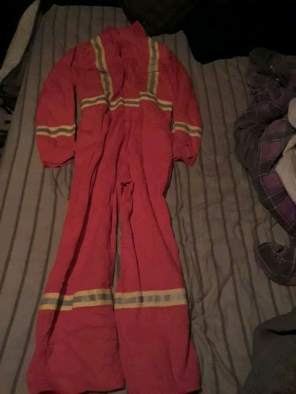 Like new FR coveralls