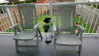 3 positions patio chairs  Surrey, V3S 9C4